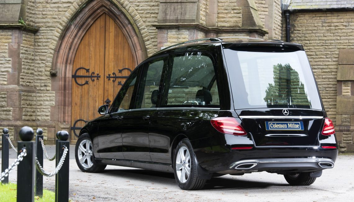 Hearse For Sale >> Mercedes E-Class Classic Hearse For Sale | Coleman Milne