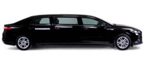 side view of rosedale limousine